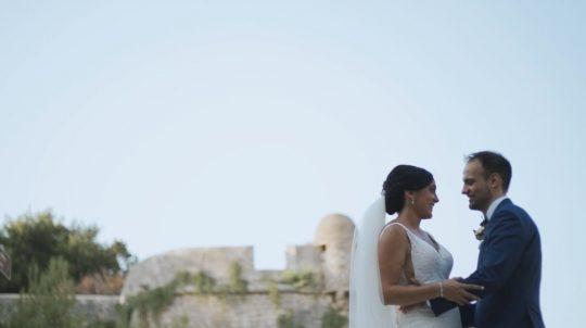 Destination wedding in Rethymno