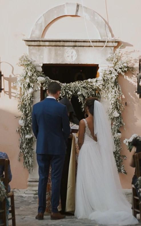 Armenian wedding in greece